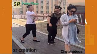 China and Japanese mix funny videos most watch by sr creation