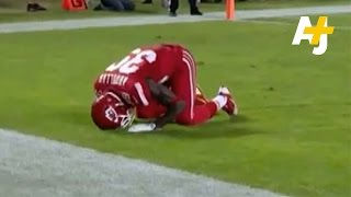 Was NFL Football Player Husain Abdullah Penalized For Praying?