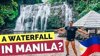 A WATERFALL in MANILA?? Road Trip to Antipolo RIZAL didn't go as planned...