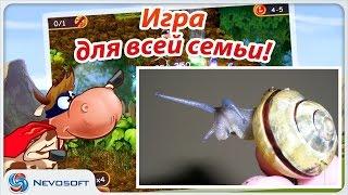 Добрый и развивающий мультик игра про Супер корову [4] Факты о животных для детей