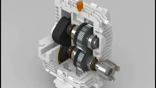 Hook & Claw Vacuum Pump
