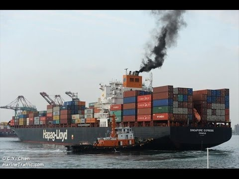 SINGAPORE EXPRESS - Container Ship