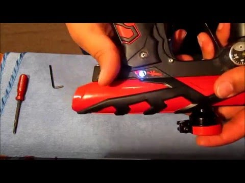 How To Clean Your ION Paintball Gun DIY Part 3!!! :D