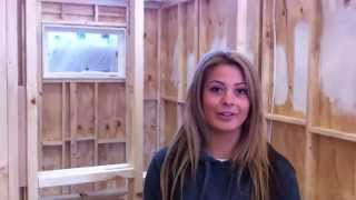 Women In Trades At Nmit: Stefanie Is Studying A Carpentry Apprenticeship