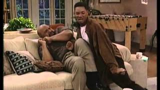And I Am Telling You - Will Smith (in The Fresh Prince of Bel Air)