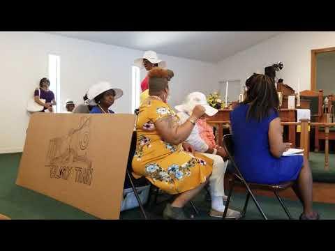 The Glory Train- Sweethome AME Church