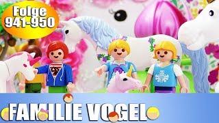 Playmobil Filme Familie Vogel Folge 941-950 Kinderserie Videosammlung Compilation Deutsch