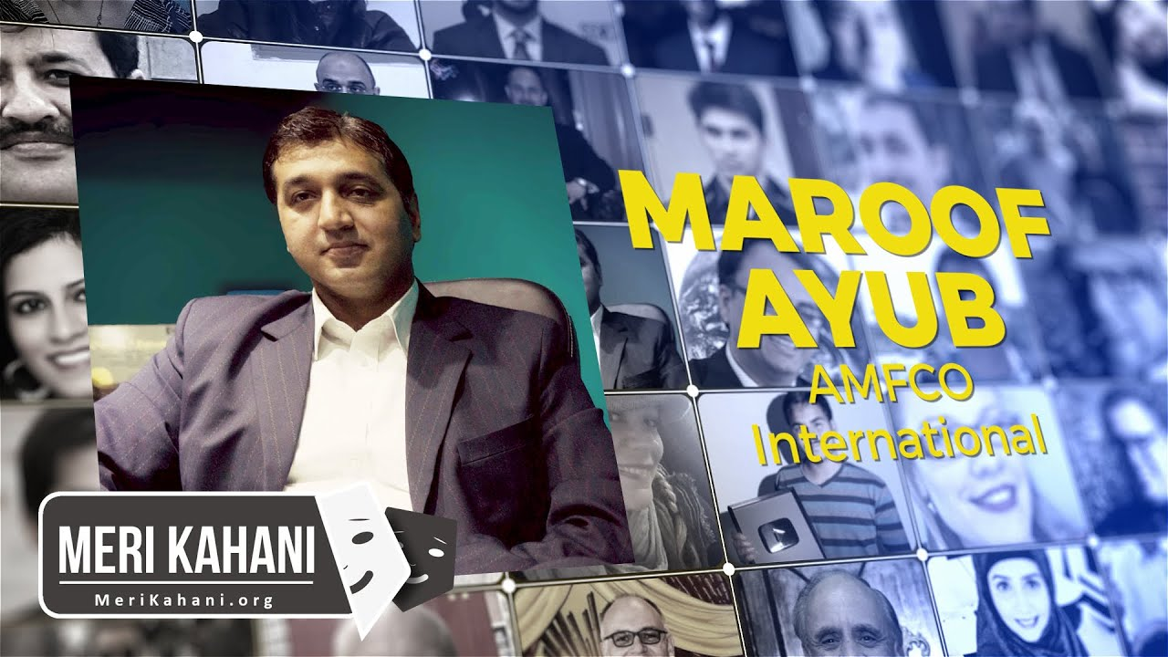 The amazing story of Maroof Ayub | Maroof Ayub | Rehan Allahwala