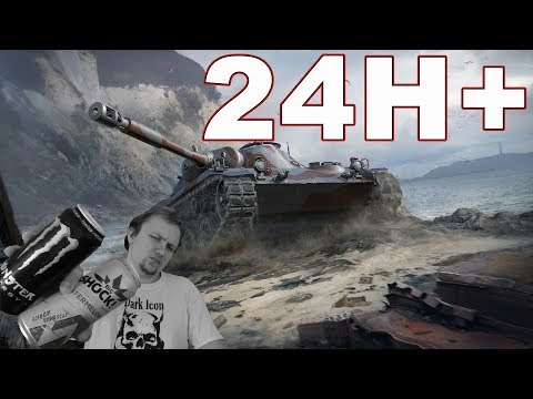 {World of tanks 1080p60FPS CZ/SK} 24H STREAM 2/4