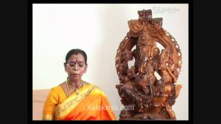 Bharatanatyam Invocatory Items Demonstration & Recital of Thodayamangalam, Mallari & Kavuthuvam