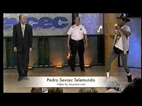 Tony vera Echevarria  on PEDRO SEVCEC.Telemundo