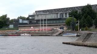 Spokojny rejs jachtem motorowym – Wrocław video