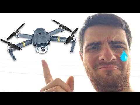 J'AI CRASHÉ MON NOUVEAU DRONE ! (Oui, encore...)