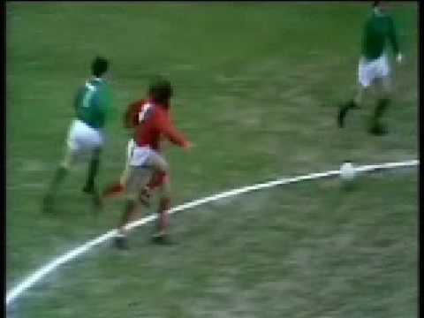 Northern Ireland v Wales 1973