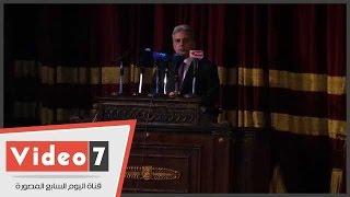 بالفيديو.. جابر نصار: مصر عانت من الفساد والنهب فى الفترة الماضية