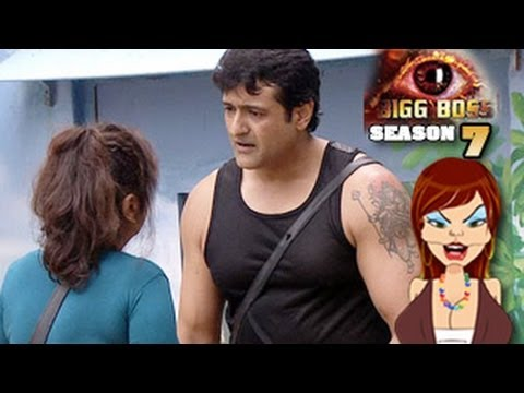 Bigg Boss 7 30th September 2013- Armaan Kohli CHEATS