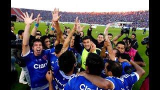 Universidad de Chile 5 Colo Colo 0 Apertura 2012 Fecha 14