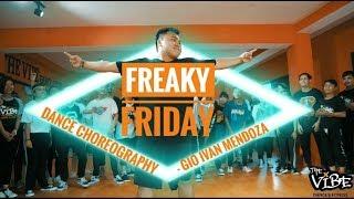 Freaky Friday Dance Choreography | GIO IVAN MENDOZA | Philippines