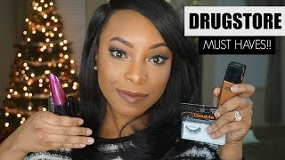 TOP 5 DRUGSTORE MAKEUP PRODUCTS (ALL Under $10) | 2015