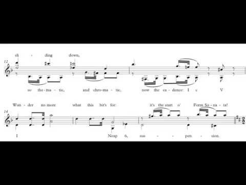 Haydn 104 1st movement analysis lyrics