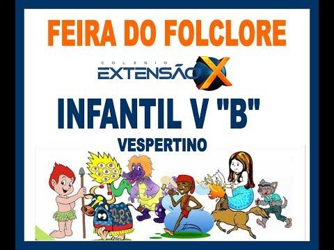 Feira do Folclore 2019 - Infantil V