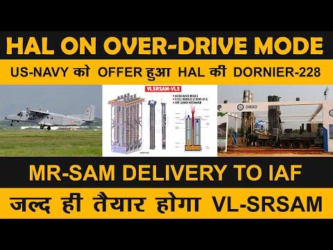 Indian Defence News:Dornier-228 for US-Navy,VLSRSAM update,M