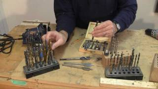 Sharpening Drill Bits With Drill Doctor 350x - A Woodworkweb.com Woodworking Video