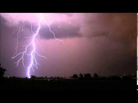 1930's Lightning And Thunder Sound Effect