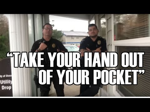 """""""Government Employees"""" """"Can't"""" Control Their Emotions (Ocean Shores part 2)"""