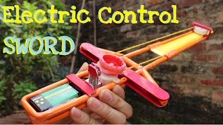 Electric Paper Sword Tutorial - Dual Action