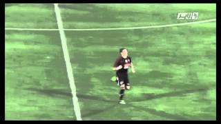 مولودية وهران 0 - 1 إتحاد الجزائر - هدف زين الدين فرحات  09/11/2013