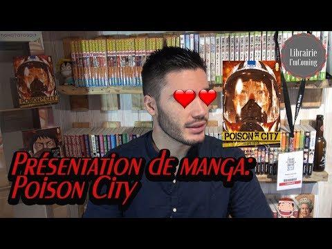 présentation-de-manga:-poison-city