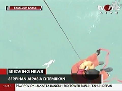 Wreckage, Bodies From AirAsia Found