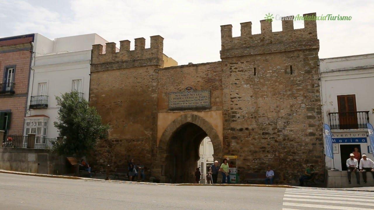Castillo de guzm n el bueno y puerta de jerez en tarifa for Puerta 3 circuito jerez