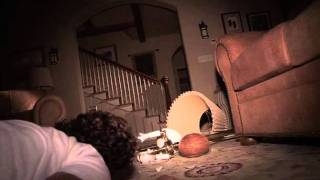 Paranormal Activity 3 - Dennis's Death/Ending