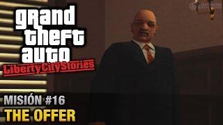 GTA Liberty City Stories - Misión #16 - The Offer (Español / Sin Comentario - PCSX2)
