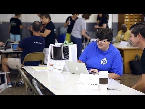 Rowan Salisbury School System: teacher laptop handout