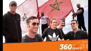 Le360.ma •  أجواء احتفالية أثناء وصول نجوم العالم إلى العيون