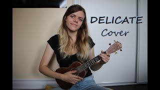Delicate - Taylor Swift (KendraLaneouS Cover) Video