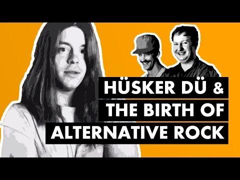 Hüsker Dü And The Birth Of Alternative Rock