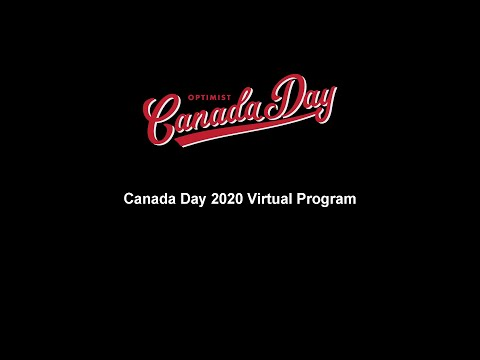 Canada Day 2020 Virtual Program