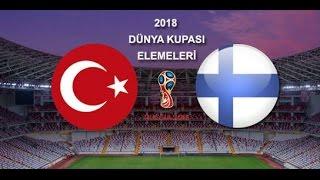 Türkiye 2-0 Finlandiya | geniş maç özeti | HD