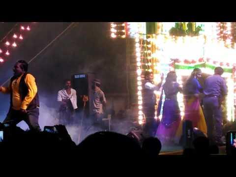 Telugu comedy fany recording dance in...