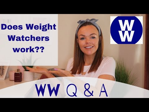 Does Weight Watchers REALLY Work? | My Opinion So Far | WW Q & A