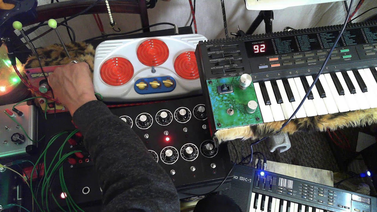 praise the lor live sequenced and circuit bent experimental rh youtube com