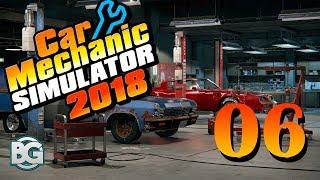 [CZ] Car Mechanic Simulator 2018 - #6 První návštěva stodoly