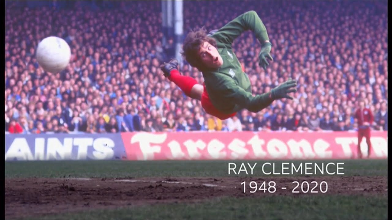 Ray Clemence passes away (1948 - 2020) (UK) - ITV & BBC News - 15th  November 2020 - YouTube