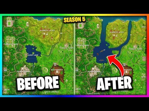 9 New Fortnite Locations COMING IN SEASON 5!