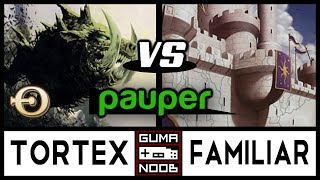 Pauper - JUND TORTURE vs ESPER FAMILIAR