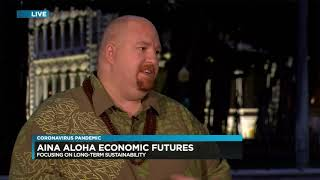 The Hawai'i Tourism Board unanimously supports the 'Āina Aloha Economic Futures Initiative